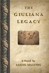Cover of The Giuliana Legacy, a novel